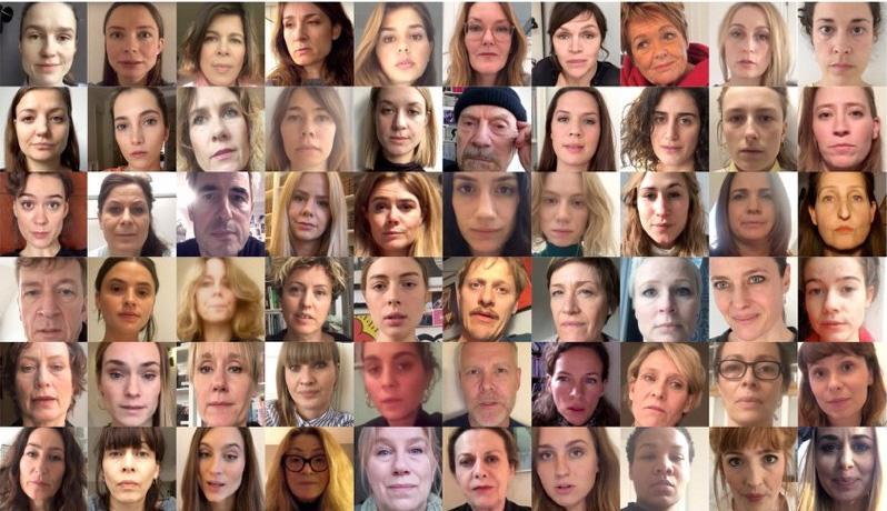 Kvindelige unge skuespillere danske Syv auditionstykker,